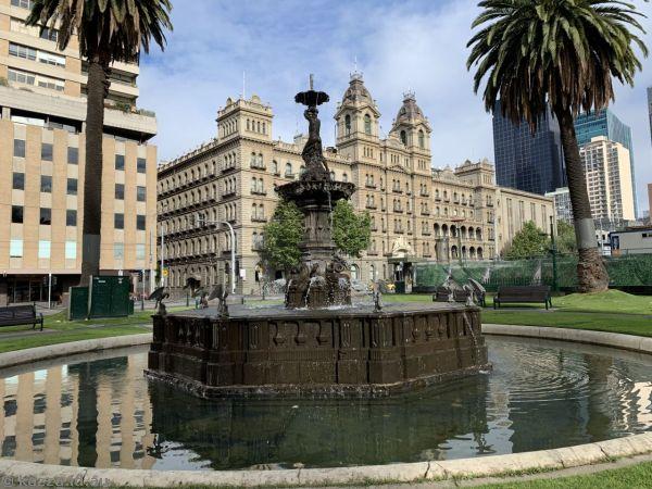 Gordon Fountain