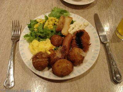 Takoyaki for breakfast!