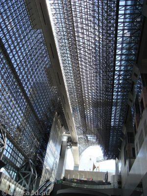 Interior of Kyoto Station