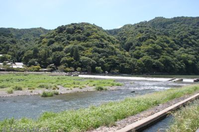 i River at Arashiyama