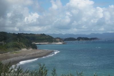 Coastline near Iwashiro