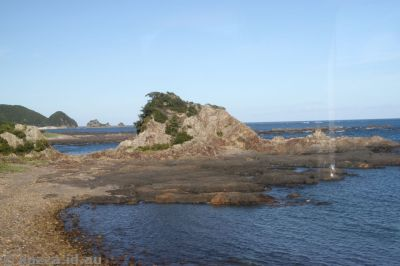 Coast near Tawara
