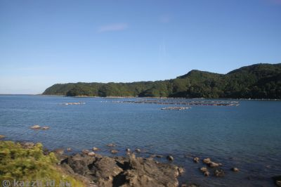 Coast near Shimosato