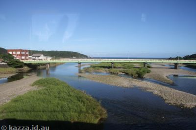 River in Shimosato