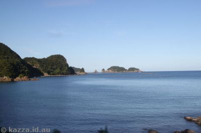 Coast near Yukawa