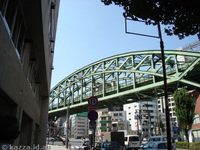 Harbour Bridge in Akihabara