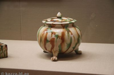 Really cool looking pottery