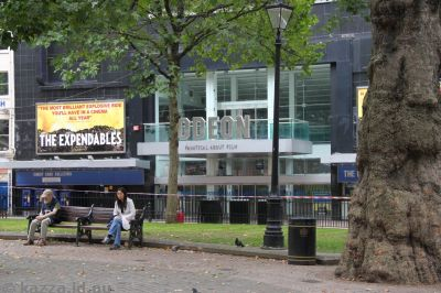 Odeon Theatre, Leicester Square