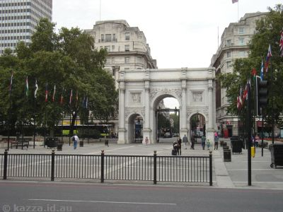 Marble Arch, Hyde Park