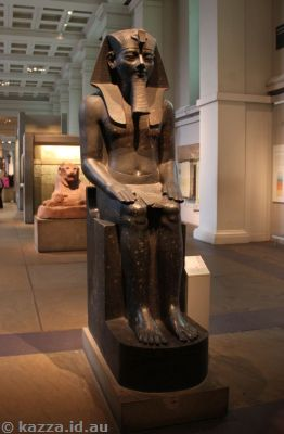 Statue of Amenophis III