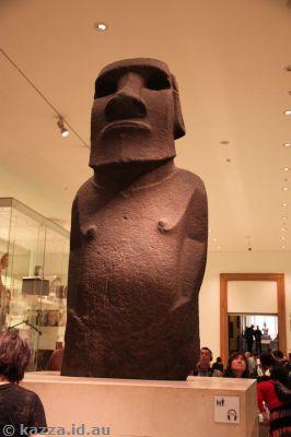 Hoa Hakananai'a Easter Island Statue