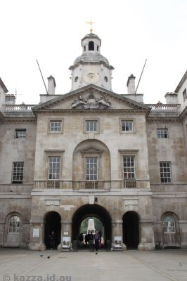 Horse guards entrance