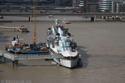 HMS Belfast
