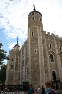 Buildings in the Tower of London