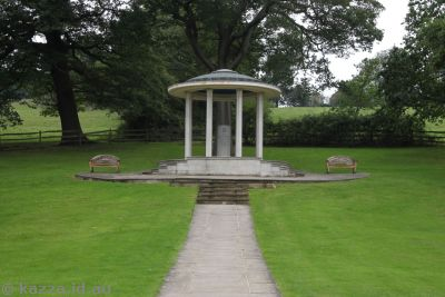 Magna Carta Memorial, Runnymede