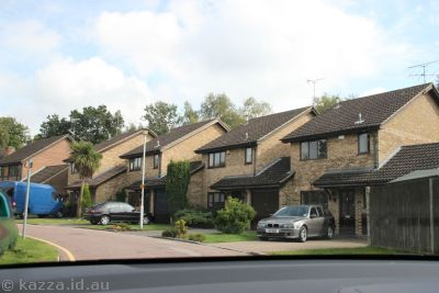 Privet Drive Little Whinging