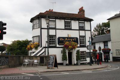 The Angel pub