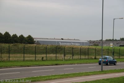 Leavesden Studios - where Harry Potter was filmed