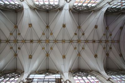 Ceiling of York Minster