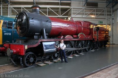 Me and the Hogwarts Express!