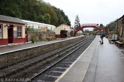 Goathland Station - aka Hogsmeade!