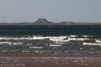 Sadly we didn't have time to get to Lindisfarne
