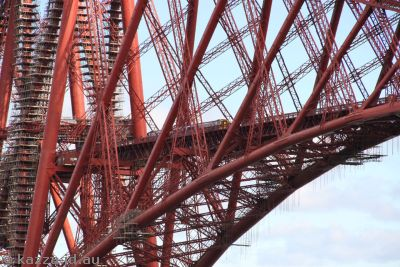 Firth of Forth railway bridge