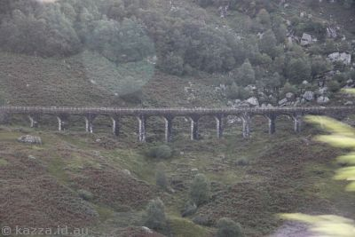 Viaduct near Glenogle