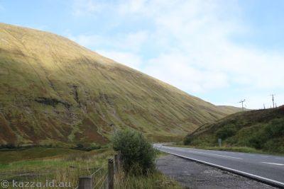 Hills near Auch