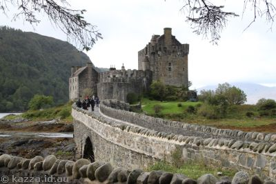 The MacLeod clan went to battle across this bridge