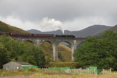 The Hogwarts Express?  Not quite!