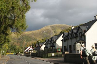 Street in Fort William