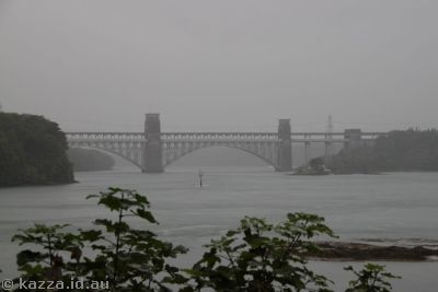Brittania Bridge