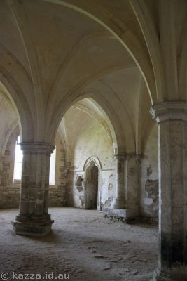 Sacristy of Lacock Abbey