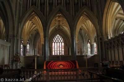 Altar of Wells Cathedral