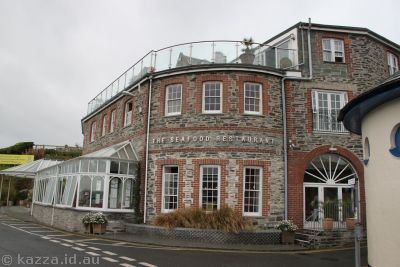 The Seafood Restaurant at Padstow