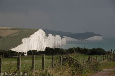 Seven Sisters at Beachy Head
