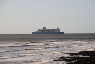 Channel ferry