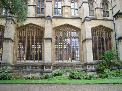 South side of the Divinity School