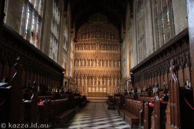 New College chapel