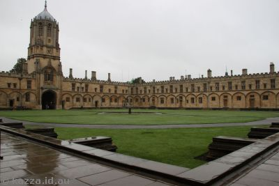 Christ Church quadrangle