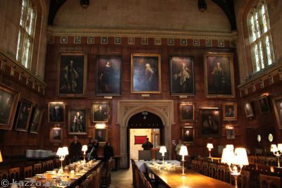Christ Church dining room