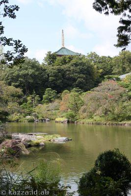 Gardens in Narita