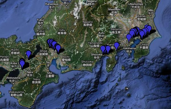 Geotagging - Day 1