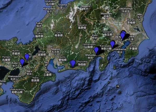 Geotagging - Day 4