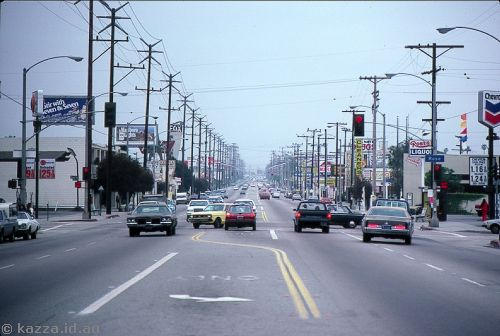 Lincoln Boulevard, Hollywood