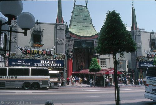 Mann's Chinese Theatre