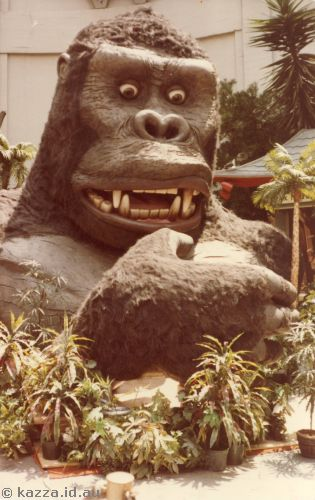 King Kong at Mann's Chinese Theatre