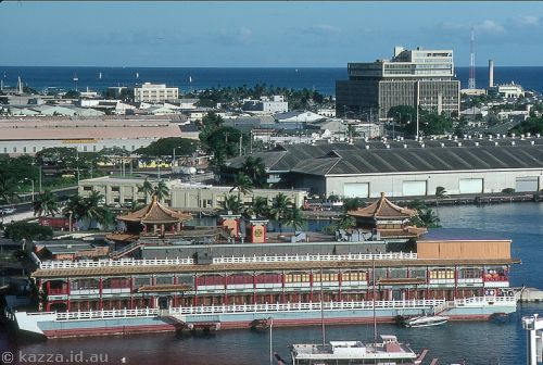 View from Aloha Tower